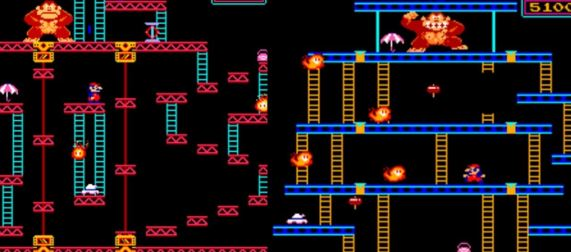 donkey kong play online