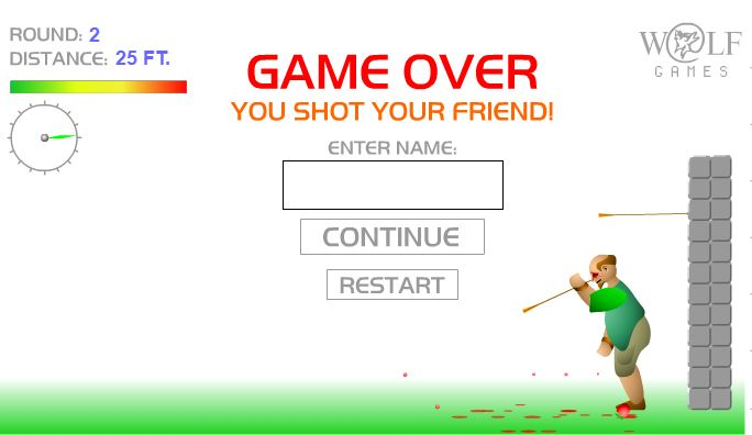 apple shooter the game